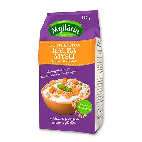 Myllärin Kauramysli gluteeniton